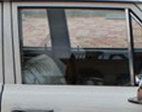 Chevelle Door Glass, 2-Door Sedan, Right Hand, 1964-1967