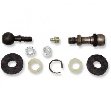 Chevelle Clutch Bellcrank Mount Rebuilding Kit, Small Or Big Block, 1964-1972