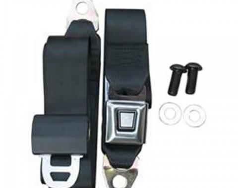 Morris Classic Concepts Lap Belt With Starburst Buckle, 1947-1987
