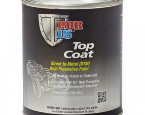 Chevy Truck - POR-15 Top Coat Paint, Quart, Assorted Colors