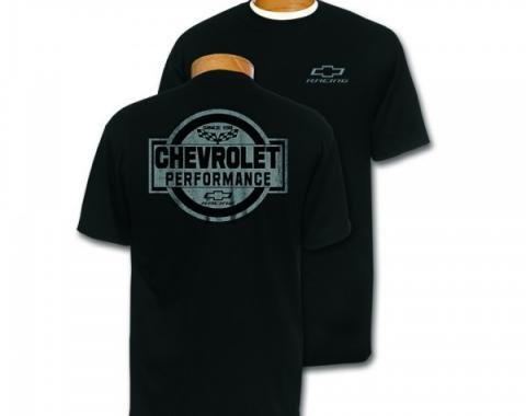 Black Chevrolet Performance T-Shirt