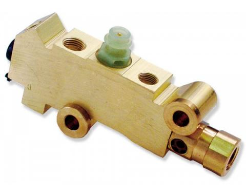 Chevelle Brake Proportioning Valve, Non-Adjustable, 1964-1977