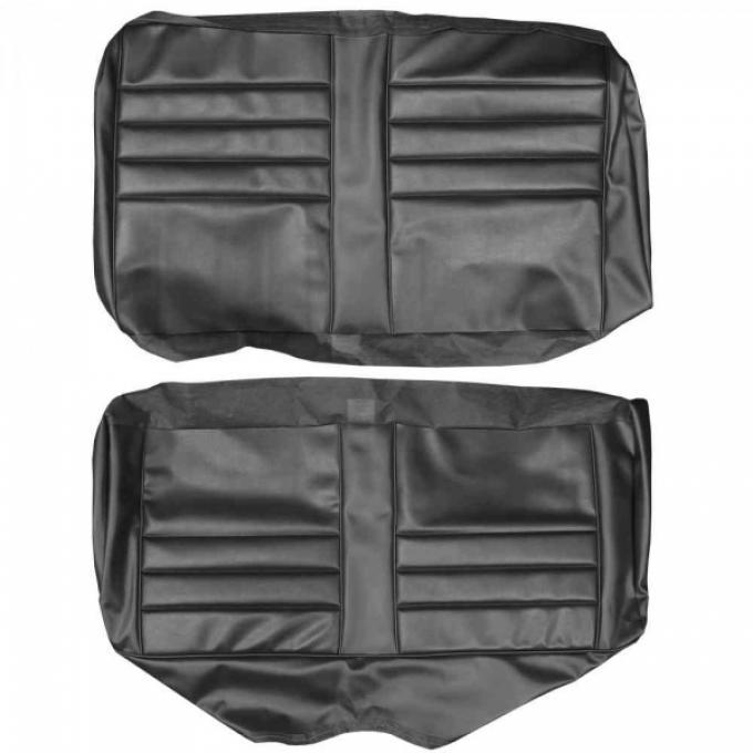 Legendary Auto Interiors Chevelle & Malibu Covers, Rear Seat, Convertible, Concours, 1965