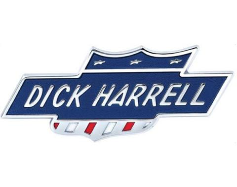 Chevelle Dick Harrell, Emblem, 1964-1983
