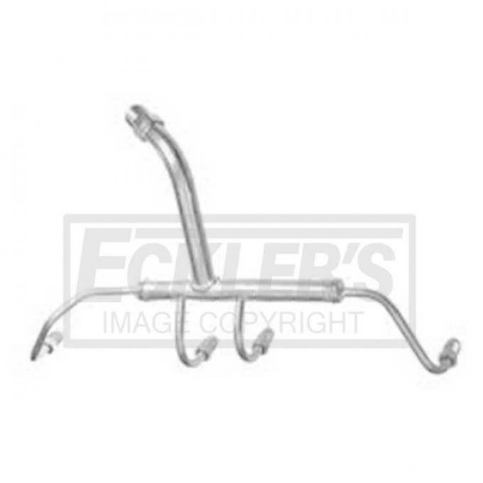 Malibu And Chevelle AC Delco, Secondary Air Injection Pipe,Left, V8, 1980-1983
