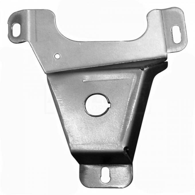 El Camino Headlight Switch Bracket, Metal, 1986-1987