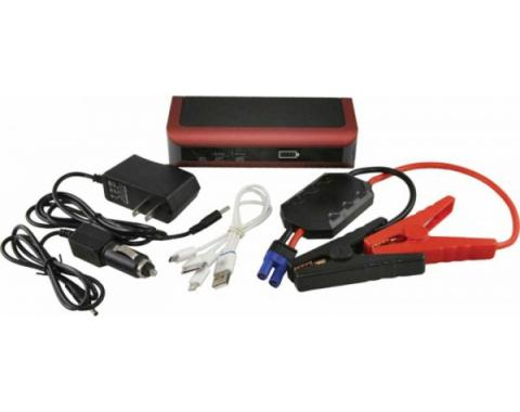 12V Compact Multi-Function Battery Charger