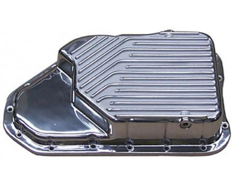 El Camino Transmission Pan, 200-R4, Deep Style
