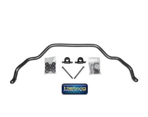Hellwig Front Sway Bar Solid 1-1/8 Inch Diameter, 1963-1965