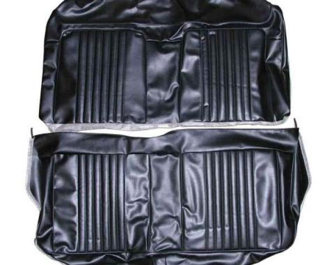 Distinctive Industries 1971-72 Chevelle 4 Door Sedan & Station Wagon Front Bench Seat Upholstery 090407