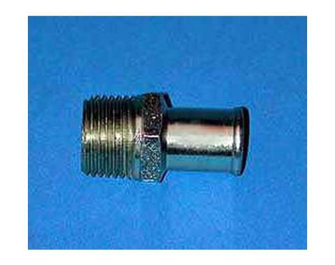 "Chevelle Heater Hose Intake Manifold Nipple, 5/8"", 1964-1983"