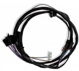 Chevelle Center Console Wiring Harness, For Cars With Automatic Transmission, 1964