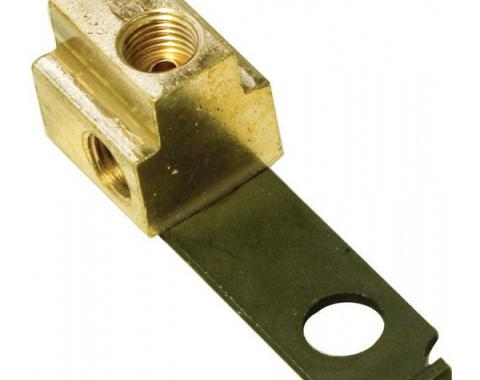 Chevelle Brake Distribution Block, Main, Front, With Mounting Bracket, 1964-1965