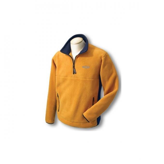 Chevy Jacket, Quarter-Zips Sports, Gold