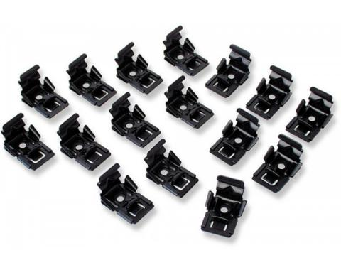 Chevelle Convertible Top Boot Clips, 1964-1965
