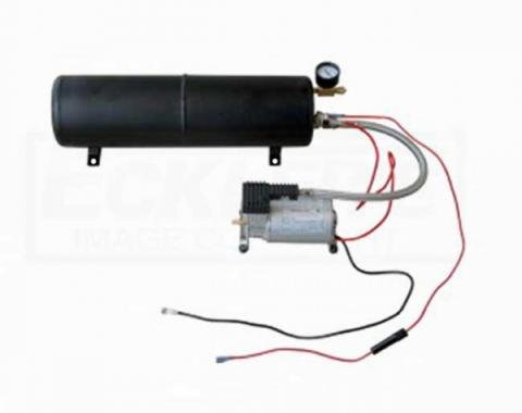 Heavy Duty Air Compressor And Tank Kit