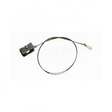 Chevelle Shift Indicator Cable, Round Speedometer, Automatic Transmission, 1978-1983