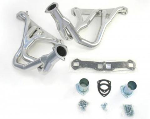 El Camino Exhaust Headers, 348/409ci, For Cars With Automatic Or Manual Transmission, 1959-1960