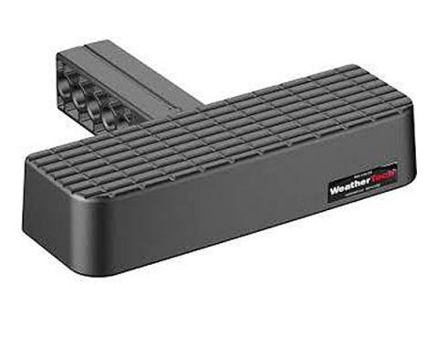 BumpStep®, For 2'' Receivers, Black, WeatherTech®