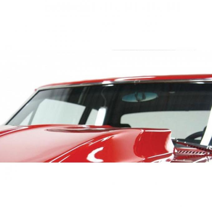 Chevelle Windshield, 2-Door Coupe & Convertible, 1964-1965