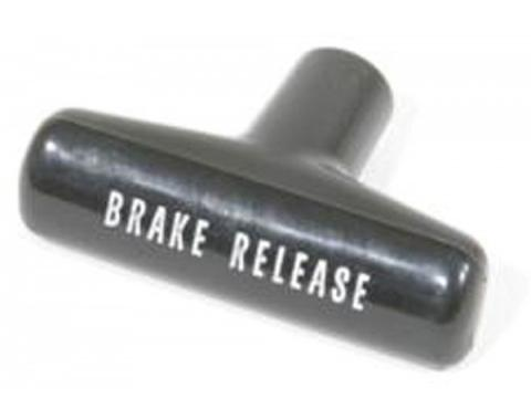 Chevelle Parking Brake Release Handle, 1968-1972