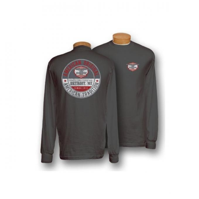 Chevy Long Sleeve T-Shirt, Chevrolet Heritage