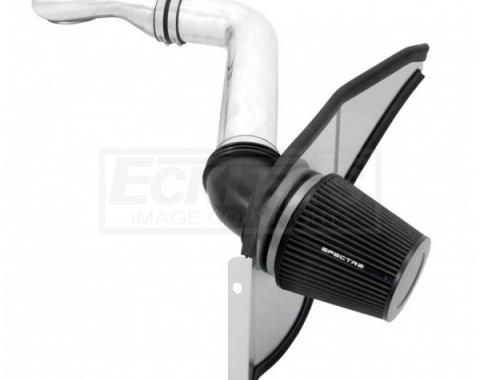 Chevelle Air Intake Kit, 4 inch, Single Plenum, 1964-1965