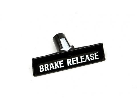 Chevelle Parking Brake Release Handle, 1964-1967