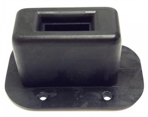 Corvette Park Brake Cable Boot, Rear, 1965-1982
