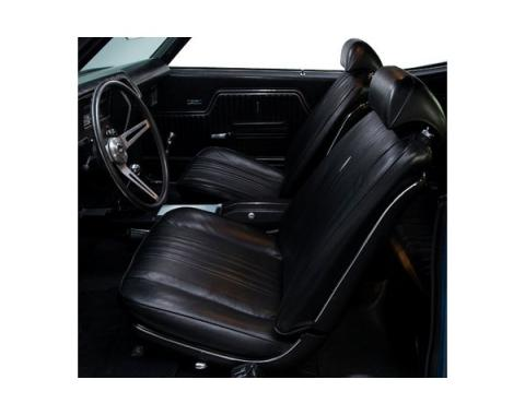 Distinctive Industries 1970 Chevelle Coupe with Buckets Front & Rear Upholstery Set 090359