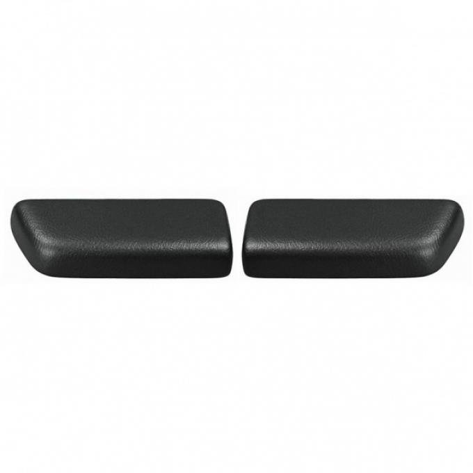 PUI Rear Arm Rest Cover, 2 Door Coupe 68ARC