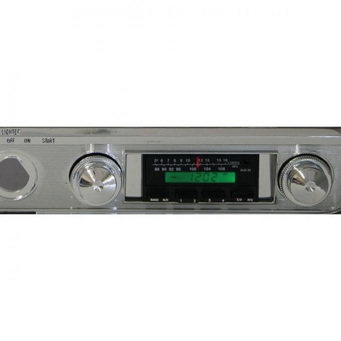 Chevelle Ken Harrison KHE-100 Series Stereo With Black Face, 200 Watt, 1965