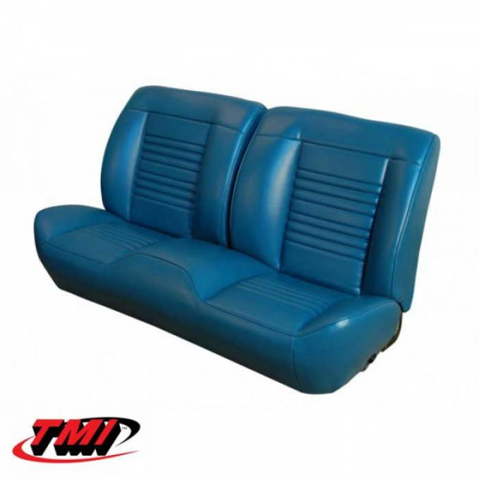 Chevelle TMI Sport Bench Seat Cover & Foam Set, Coupe Or Convertible, 1967