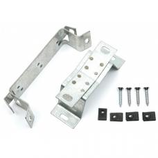 El Camino Center Console Mounting Brackets, Automatic Transmission, 1964-1965