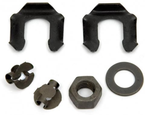 El Camino Shift Cable Fastener, For Automatic Floor Shift With Center Console, 1968-1975