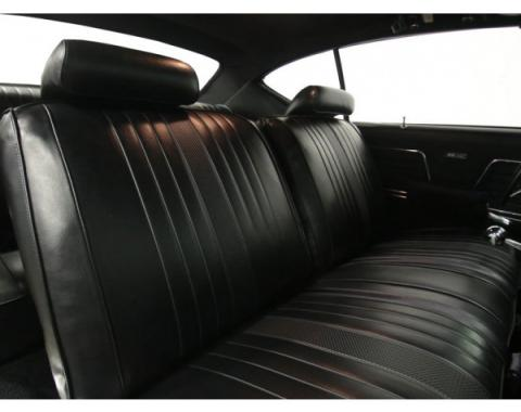 Distinctive Industries 1969 Chevelle Coupe with Bench Front & Rear Upholstery Set 090285