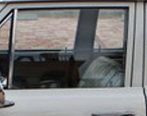Chevelle Door Glass, 2-Door Sedan, Left Hand, 1964-1967