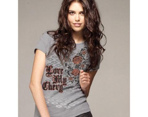 Love My Chevy T-Shirt, Ladies