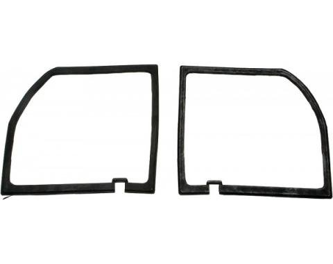 Chevelle Taillight Housing To Bezel Gaskets, Except Wagon, 1969