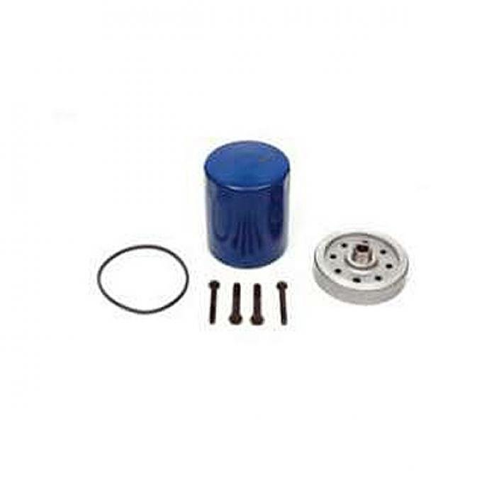 El Camino Oil Filter Adapter Kit, Spin-On, 1964-1967