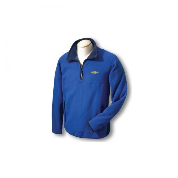 Chevy Jacket, Quarter-Zips Sports, Blue