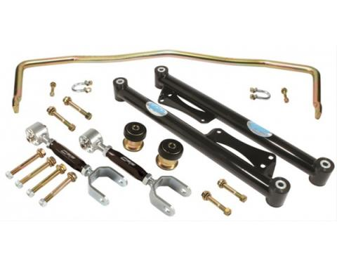 Chevelle Trailing Arm Kit, Rear, Tubular, 1964-1967
