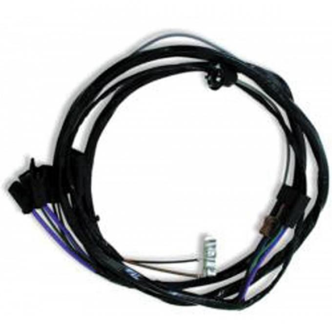 El Camino Center Console Wiring Harness, For Cars With Automatic Transmission, 1964