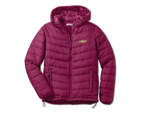 Chevy Jacket, Ladies, Heavy Duty, Pink
