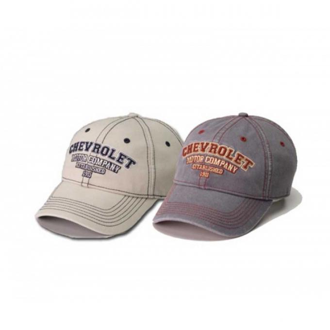 Chevy Collegiate Cap