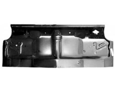 Chevelle Floor Pan, Rear, Under Seat, 1968-1972