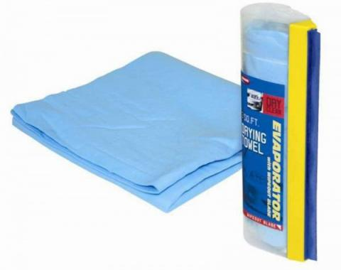 Wipe Out Water Blade With Evaporator PVA Drying Towel