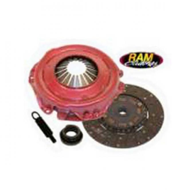 El Camino Ram Clutch Set, HDX Series, Small Block 350 V8, 1967-1972