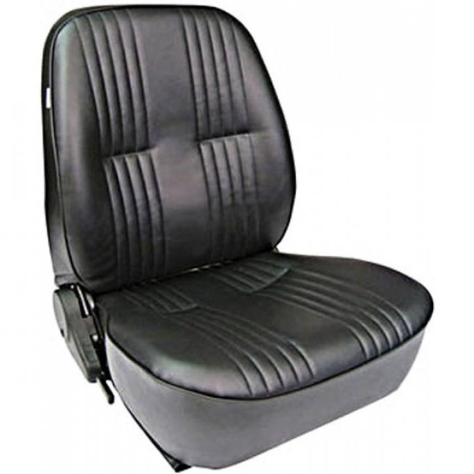 Chevelle & Malibu Bucket Seat, Pro 90, Without Headrest Right, 1964-1983