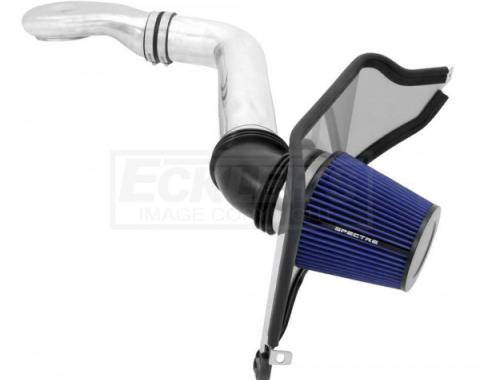 Chevelle Air Intake Kit, 4 inch, Single Plenum, 1968-1972
